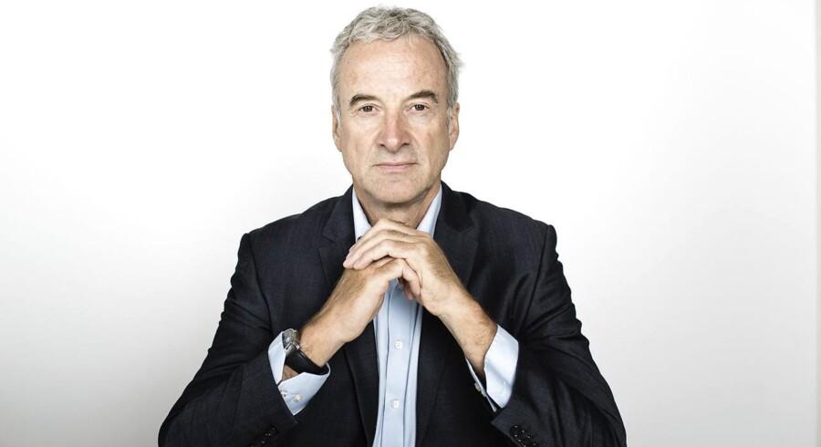 Jens Chr. Hansen, BM Business