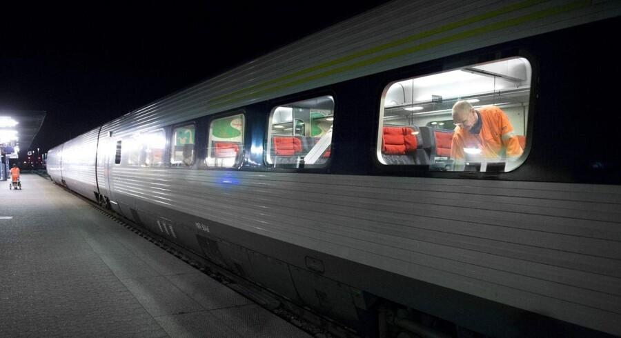 Tre tog holder stille på grund af skiftet væk fra sommertid.