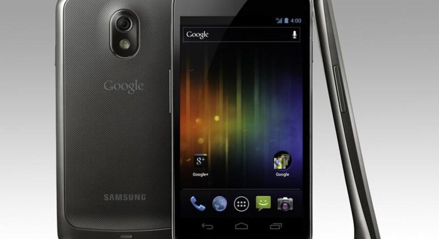 Det var meningen, at Samsungs flagskib Galaxy Nexus skulle komme i november - men den kommer først til december.