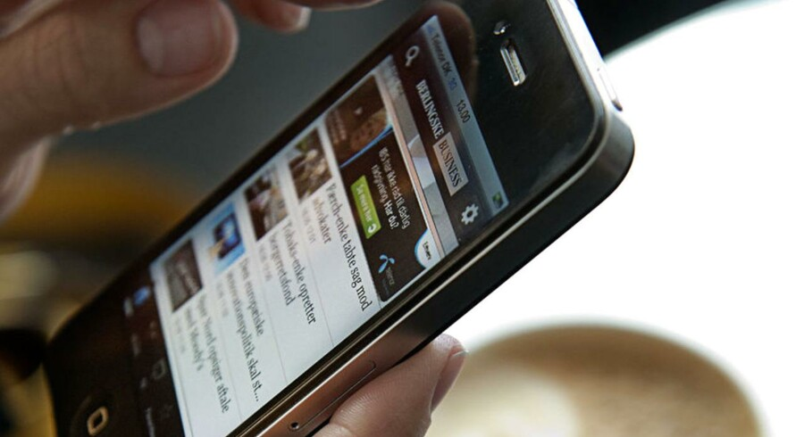 iPhone 4 har været med til at sætte gang i den forestående skærm-revolution, hvor skærmopløsningen blandt andet forbedres markant.