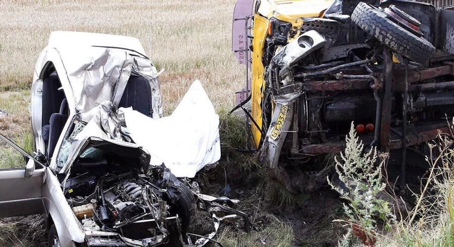 Færdselssikkerhedskommissionen kommer mandag med et udspil, der skal reducere antallet af dræbte og kvæstede i trafikken.