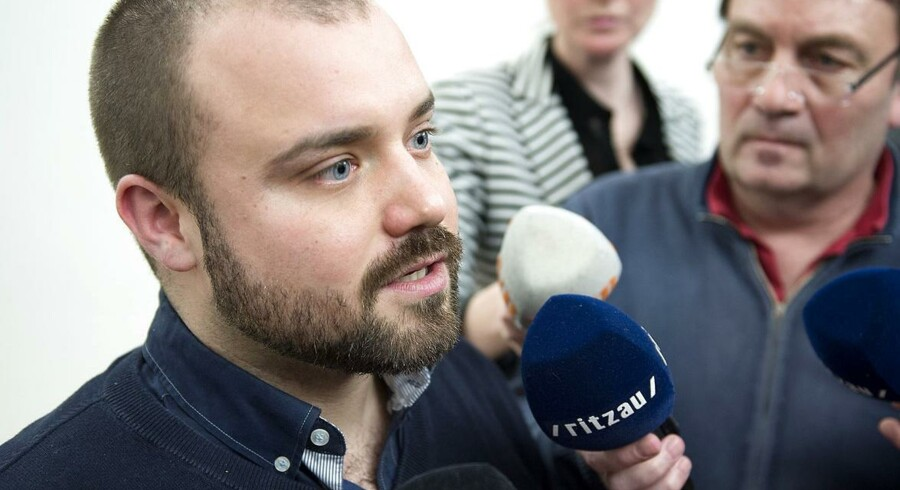Nikolaj Willumsen.