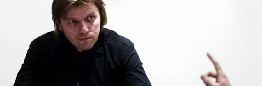 Den islandske finansmand Jón Ásgeir
