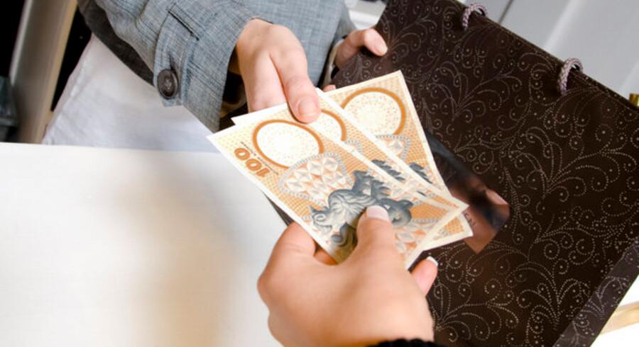 Naboens, vennernes og familiens forbrug er med til at skabe dit behov for forbrug - også selv om du ikke lige har pengene.