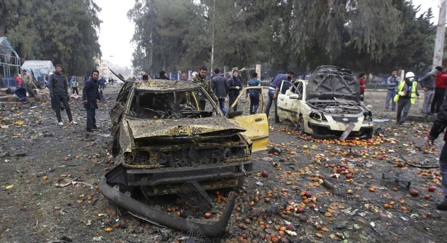 Urolighederne i Syrien har kostet flere danske islamister livet.