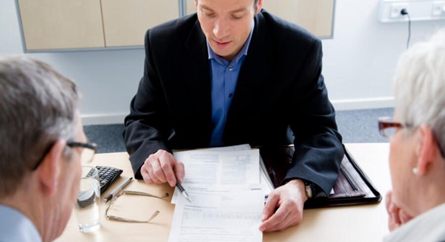 Test af bankens rådgivning giver ikke mening, når Finanstilsynet melder sin ankomst flere uger i forvejen, mener Forbrugerrådet.