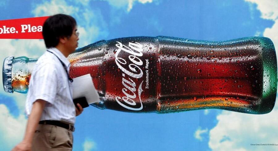 De amerikanske myndigheder har vredet armen rundt på bl.a. Coca-Cola.