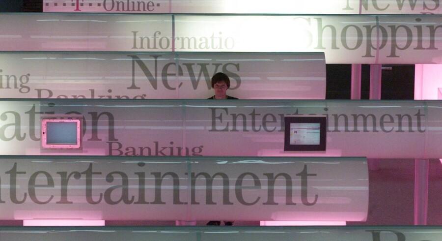Firmaet Content Fleet, der opdager og tipper medier om, hvad netbrugerne søger efter lige nu, er oprettet med støtte fra blandt andre Deutsche Telekomm. Teleselskabets webportal T-Online har siden øget trafikken fra søgemaskiner med 32 pct.