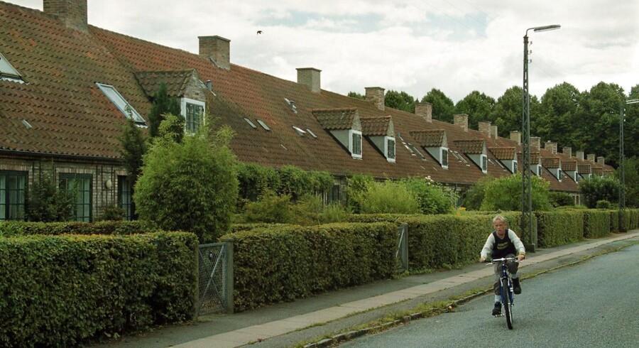 Er en lejebolig taget i brug før 1992, er der regler for, hvor høj huslejen må være.