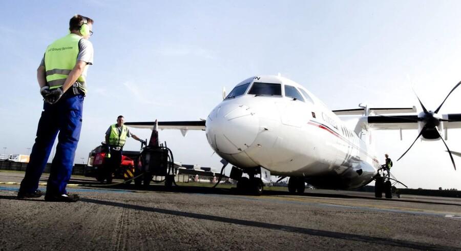 Cimber Sterling gav op torsdag morgen. Storaktionæren Igor Kolomoyskij vil ikke fortsætte med at hælde penge i det pressede flyselskab.