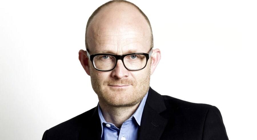 Peter Suppli Benson, Nyhedschef.