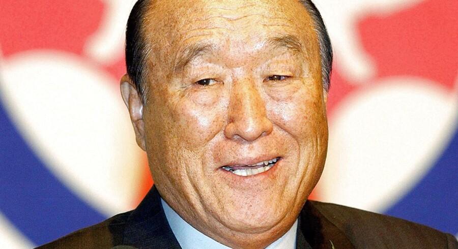 Pastor Sun Myung Moon blev 92 år.