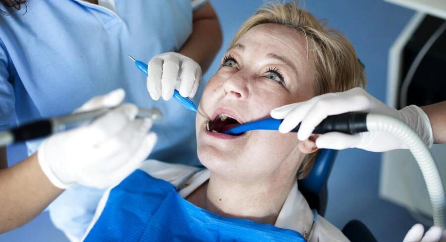 Tandskader er ofte et emne for ulykkesforsikringerne.