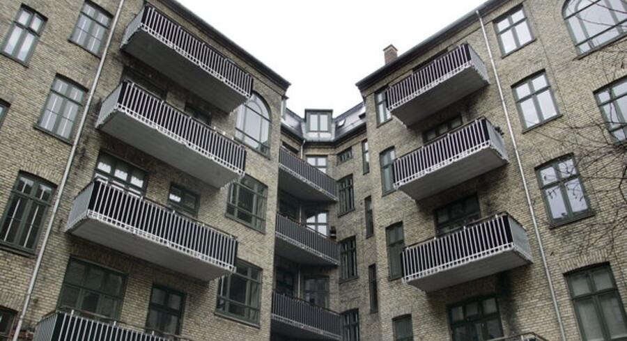 En række andelshavere er voldsomt utilfredse med at have købt en bolig til det, som de opfatter som voldsomt opskruede priser.