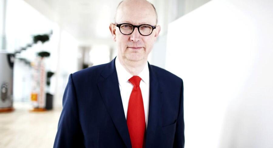 Søren Bjerre-Nielsen, ny bestyrelsesformand i VKR.
