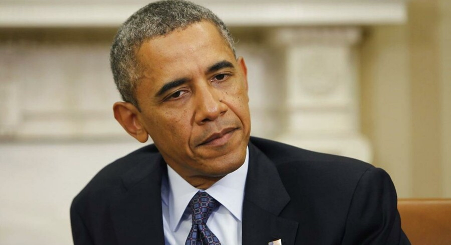 Har Obama viljen til magten, spørges der efter præsidentens ageren over for Syrien.
