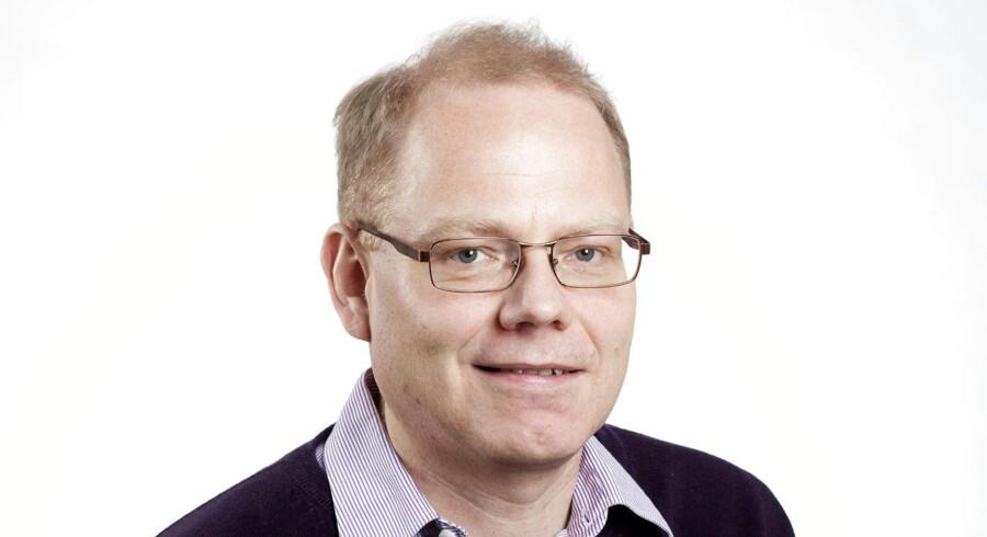 Frederik M. Juel, erhvervsjournalist