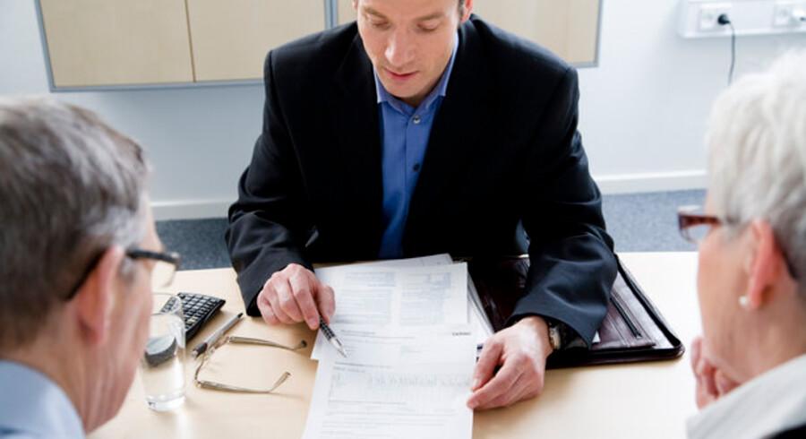 God forberedelse og gode argumenter kan bringe renten i banken ned.