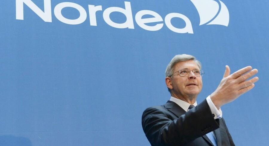 Nordea risikerer at blive mødt med strengere kapitalkrav i Sverige.