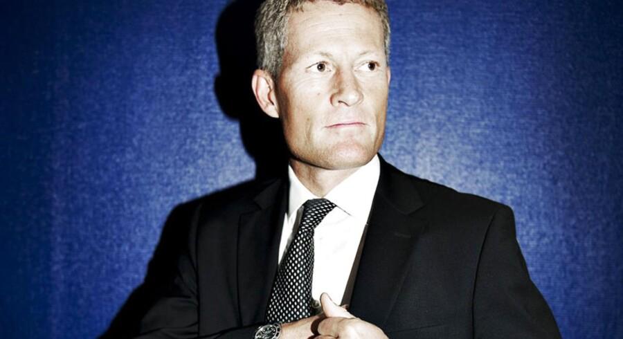 KPMGs partnere tog initiativet til sammenlægningen med EY i Danmark - efter fusionen kan KPMG-navnet dukke op igen i en ny konstellation.Adm. direktør i KPMG, Jesper Koefoed.