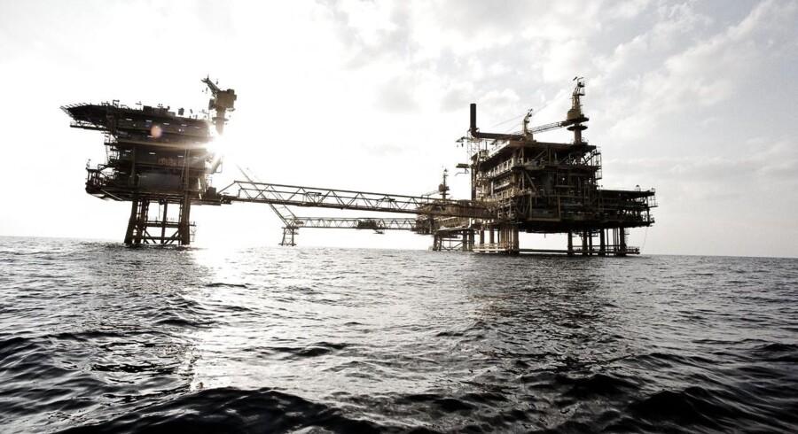 Regeringen har ifølge Børsen opgivet at hæve skatterne på udvinding af olie og gas i Nordsøen.