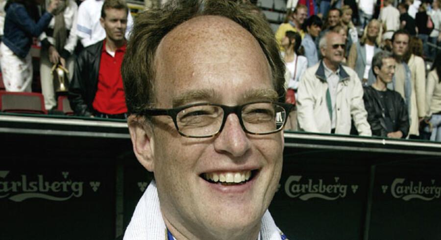 Parkens tidligere direktør Jørgen Glistrup afviser al snak om aktiemanipulation i Parken Sport og Entertainment.