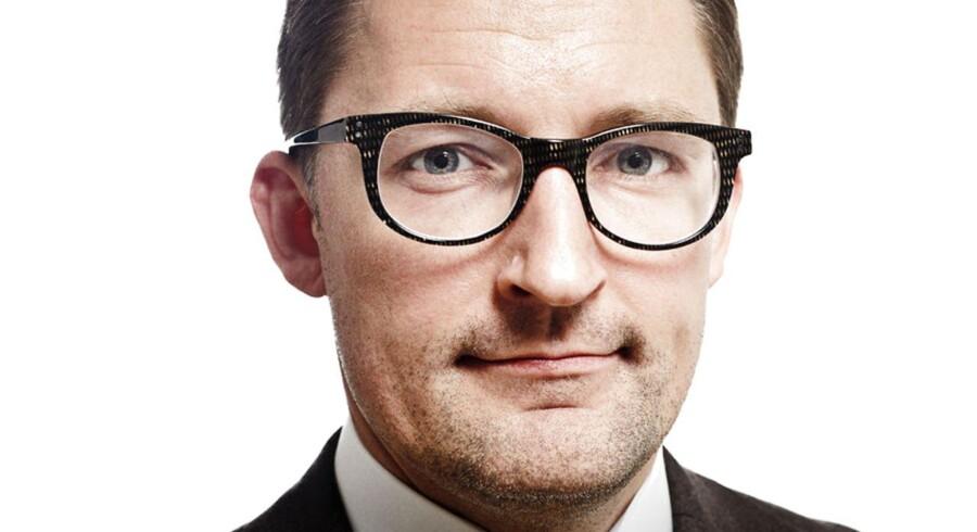 Peter Nyholm Jensen, finansredaktør hos Berlingske Business.