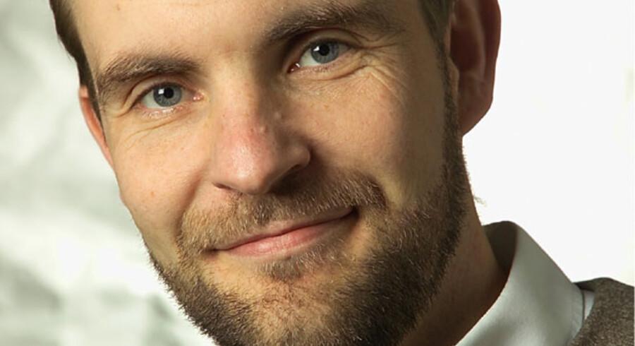 Professor Jacob Kjær Eskildsen fra Handelshøjskolen i Århus