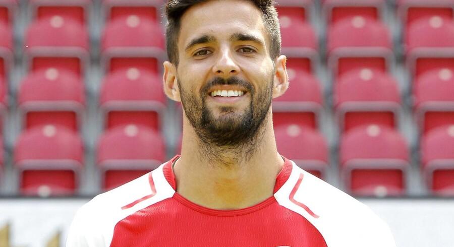 FC København køber den bosniske angriber Kenan Kodro, der får en fireårig kontrakt i klubben.