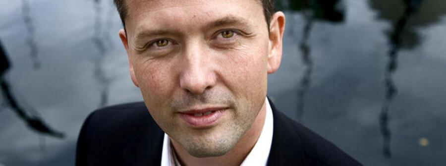 Cheføkonom i Danske Bank, Steen Bocian.