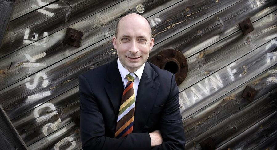 Thomas Hofman-Bang, administrerende direktør i NKT.