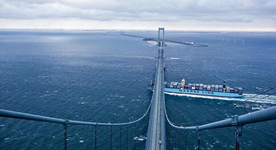 Maersk Line har allerede nået sit mål for reduktion af CO2-udslip for 2020, så nu hæver rederiet målet til en reduktion på 40 procent.