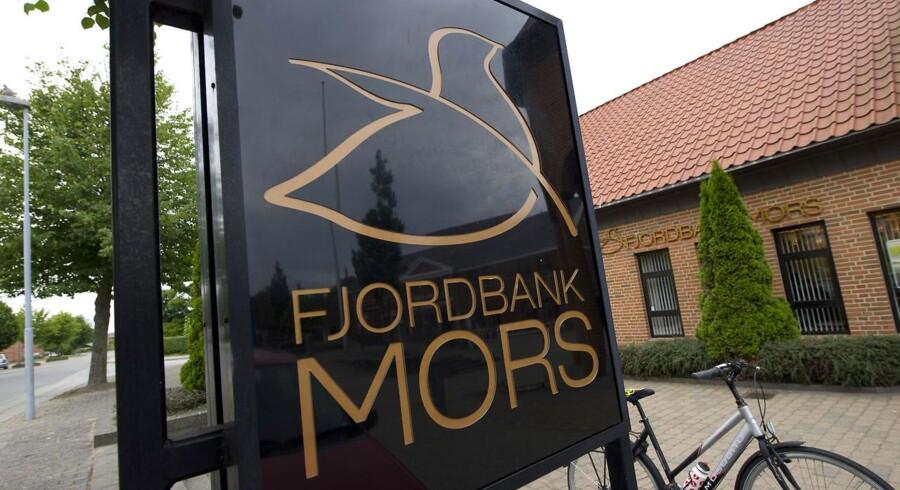 Fjordbank Mors krak - Her afdelingen i Durup