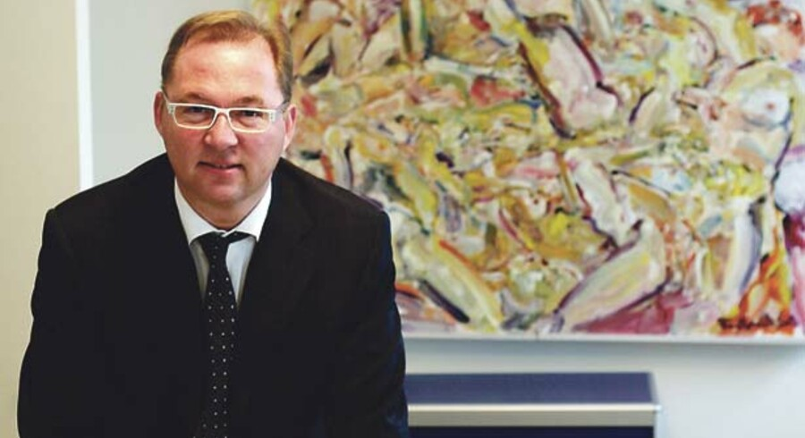 Ved finanskrisens indtræffen i 2008 vendte billedet for Michael Kaa Andersen, der måtte notere et samlet underskud på et godt stykke over en halv milliard kroner for årene 2008 og 2009.