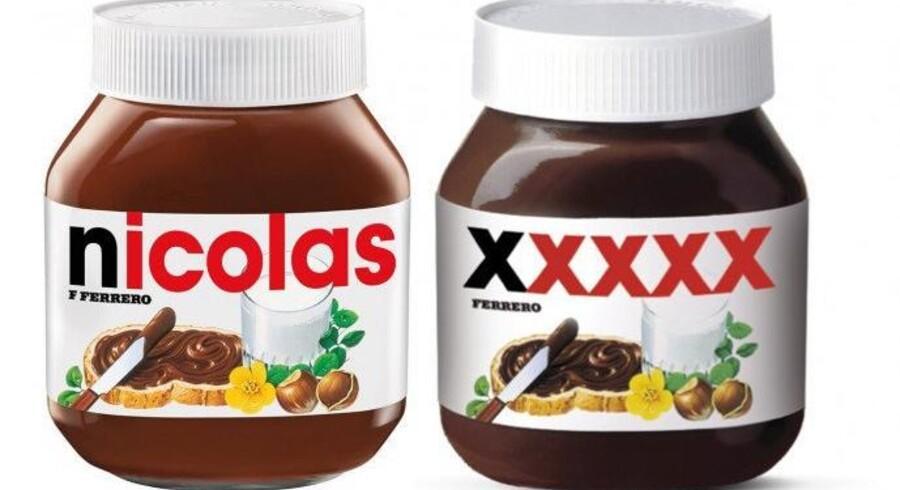 Ferrero, som står bag mange børns favoritsmørepålæg, Nutella, tilbyder sine australske kunder, at de kan få trykt deres eget navn på emballagen. Men da femårige Isis' tante, ville forære hende et glas med navn, sagde firmaet nej. Isis deler nemlig navn med Islamisk Stat, og det går ikke!