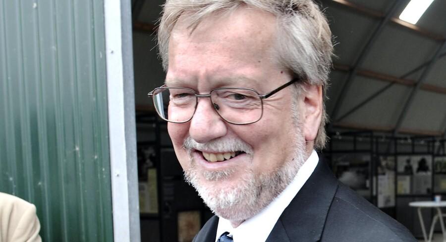 """Kulturminister Per Stig Møller er idémand til det, der populært kaldes """"Radio Møller"""""""