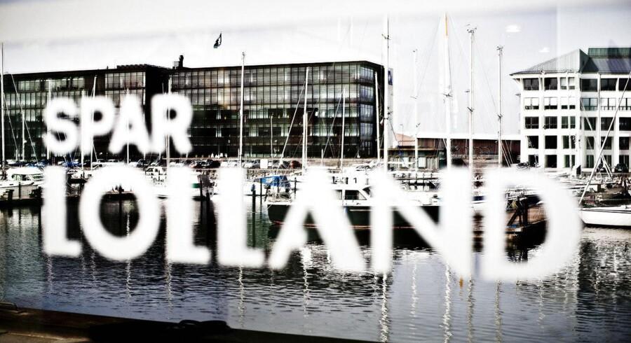 Spar Lolland filial på Østerbro.