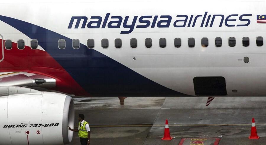 Malaysia Airlines prøver formentlig at undgå flere associationer til død, når man hører selskabets navn.