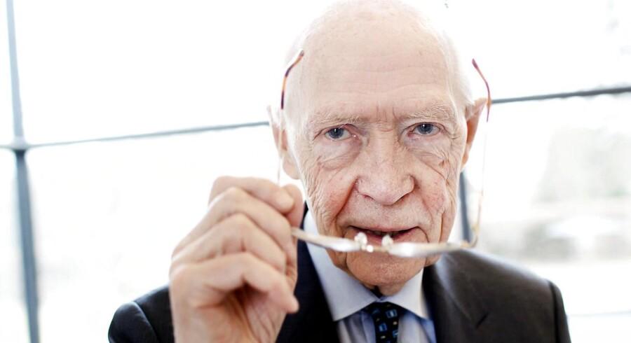 Administrerende direktør Søren Langvad fra E.Pihl & Søn har altid gjort en dyd ud af at styre selskabet nedefra.