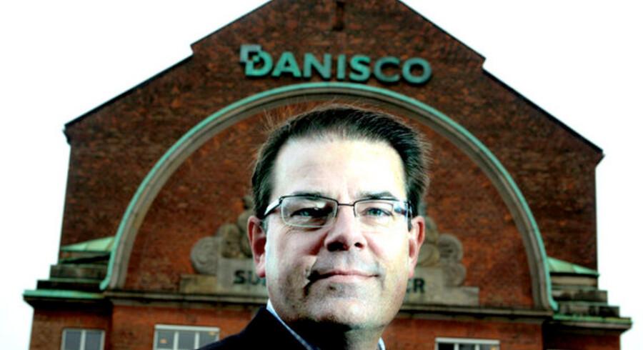 Danisco er klar til at blive en god forretning. Nu er det fuld fart frem, siger Tom Knutzen, adm. dir.