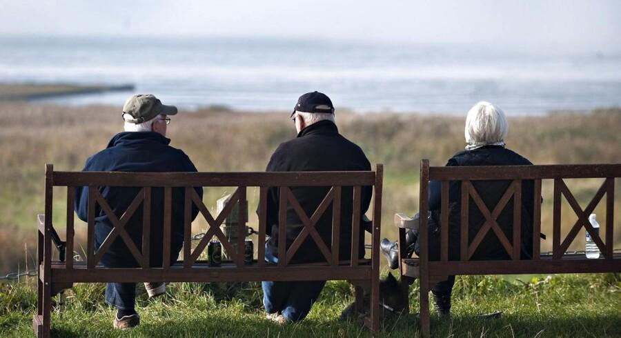 Mere end to ud af tre ved ikke, hvor meget de skal spare op til pension.