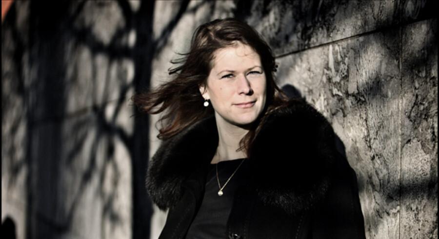 Ifølge Realkredit Danmarks cheføkonom, Elisabeth Toftmann Asmussen, dækker opgørelsen alene over erhvervsrelaterede udlån.