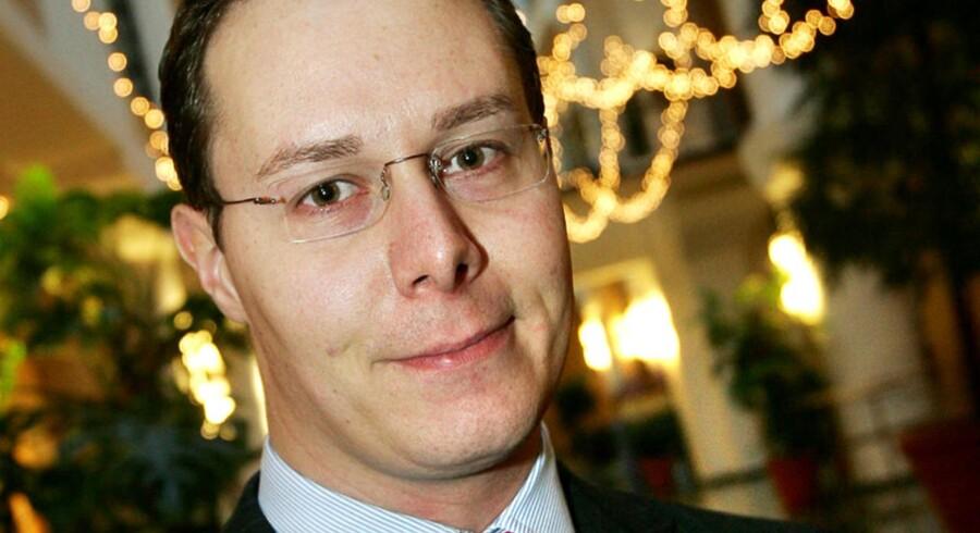 Mads Eg Gensmann fotograferet i 2006.