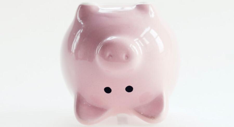 Der kommer ikke mange penge i sparegrisen i år hos opsparere i PensionDanmark