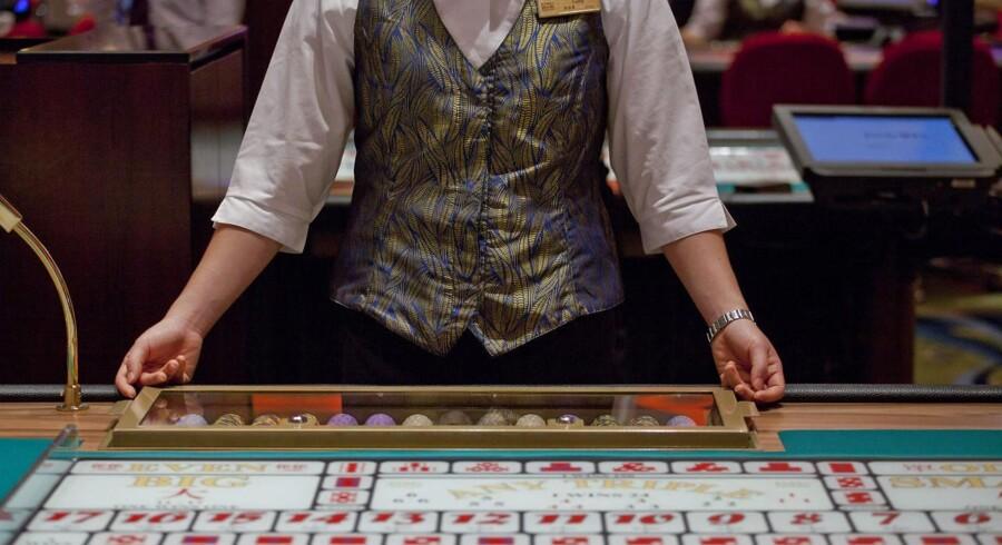 Macao er Østasiens svar på Las Vegas. Spil og turisme er afgørende indtægtskilder. Foto: Tyrone Sju/Reuters