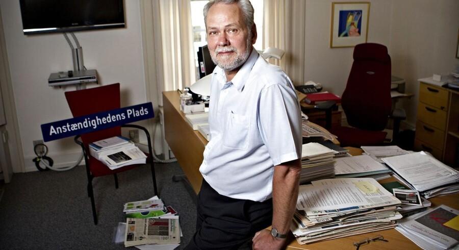 Dennis Kristensen fra FOA er både afsender og modtager af kritik for samarbejdet i bestyrelsen i PenSam.