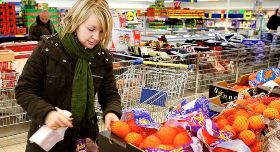 Danske forbrugere er de økonomisk mest trygge i Europa.