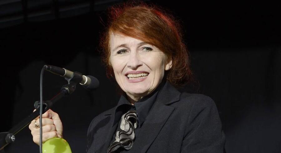 ARKIVFOTO. Bodil Jørgensen er blevet overflyttet til Odense Universitetshospital efter hun er kommet til skade ifm optagelserne til en »Far til Fire«-film. (Foto: Sonny Munk Carlsen/Scanpix 2012)