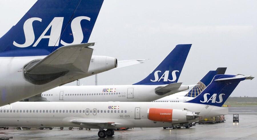 SAS flytter sit hovedkvarter i Stockholm