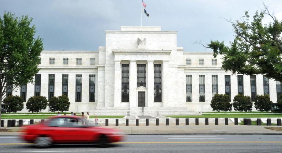 US Federal Reserve i Washington, DC.